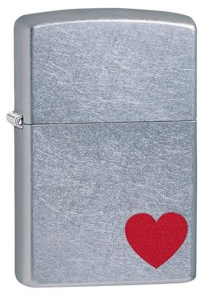 Bilde av Zippo - Kjærlighets Hjerte - Lighter