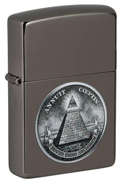 Bilde av Zippo - Dollar Motiv - Lighter