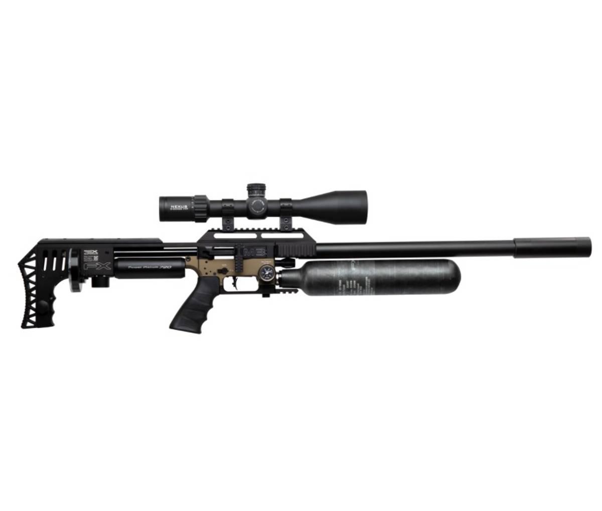 FX Impact M3 Sniper - 5.5mm PCP Luftgevær - Bronze (REGISTRERING