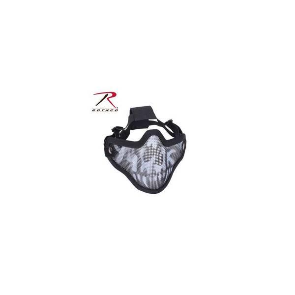 Bilde av Bravo Strike - Grid Mask - Skull
