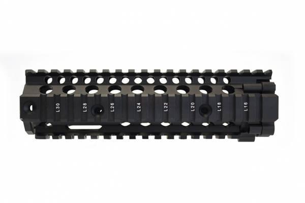 Bilde av Bocca Series TWO - 18cm Rail - Sort