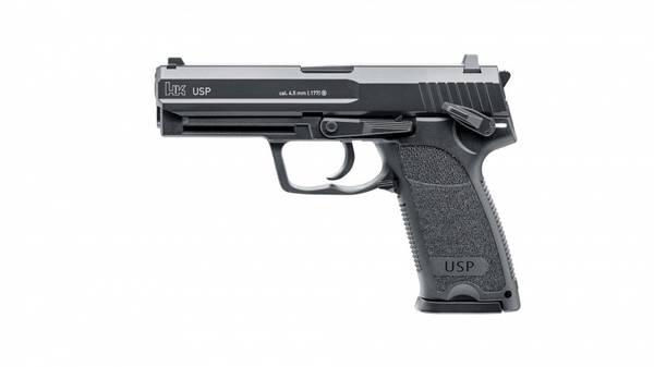 Bilde av Heckler & Koch USP Luftpistol - Blowback - 4.5mm BB