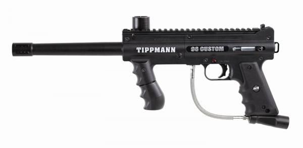 Bilde av Tippmann 98 Custom Platinum Series Luft Powerpack