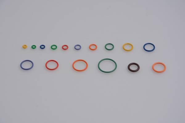 Bilde av O-ring Buna - Fargede #009