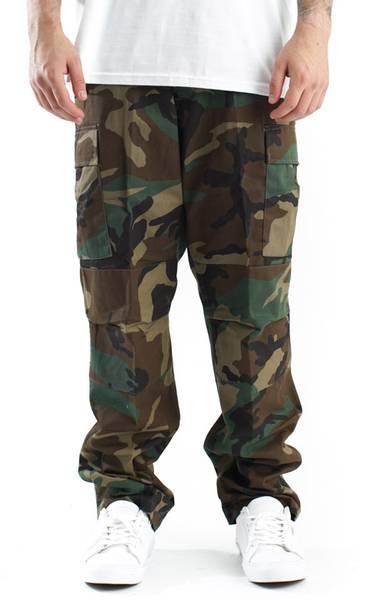 Bilde av Ultra Force BDU Woodland Bukse