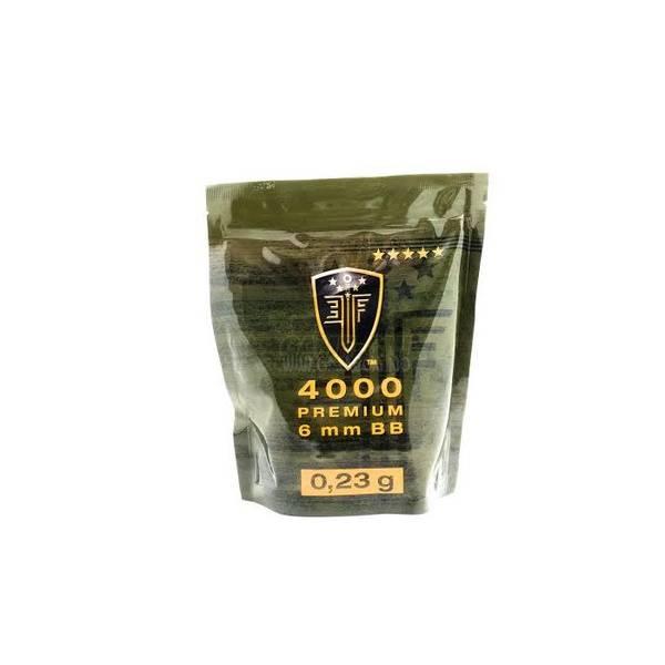 Bilde av Elite Force Premium Kuler 0.23g - 4000stk