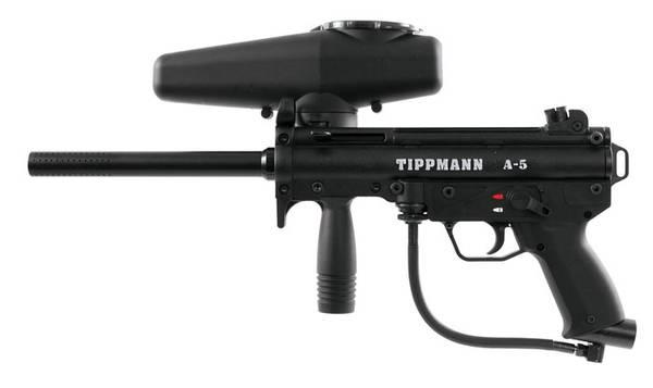 Bilde av Tippmann A5 Luft Powerpack