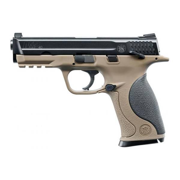 Bilde av Smith & Wesson M&P40 TS FDE - 4.5mm BB