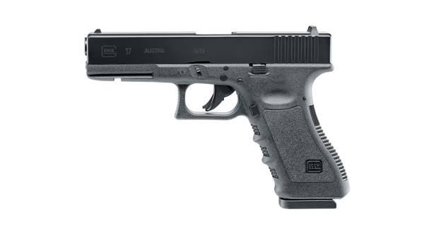 Bilde av Glock 17 Luftpistol - 4.5mm Dual Ammo