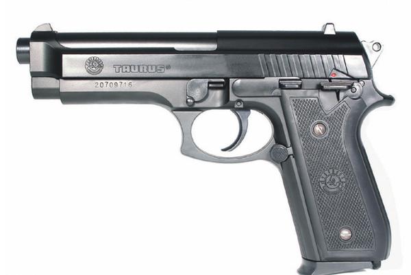 Bilde av Taurus M92F Fjærdrevet Softgunpistol - SPESIALPAKKE