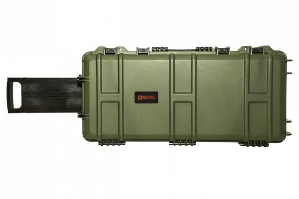 Bilde av Nuprol - Medium Hard Case med Hjul (SMG) - Grønn