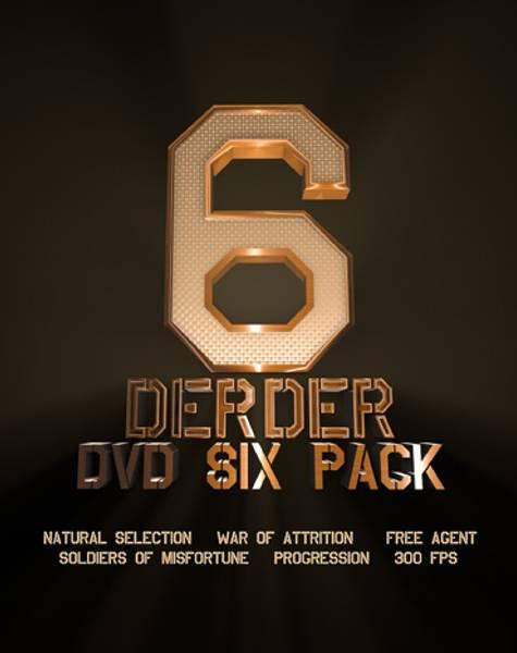 Bilde av Derder - 6 Pack DVD - Sone1