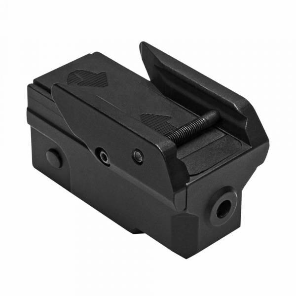 Bilde av Kompakt Rød Laser med KeyMod Rail