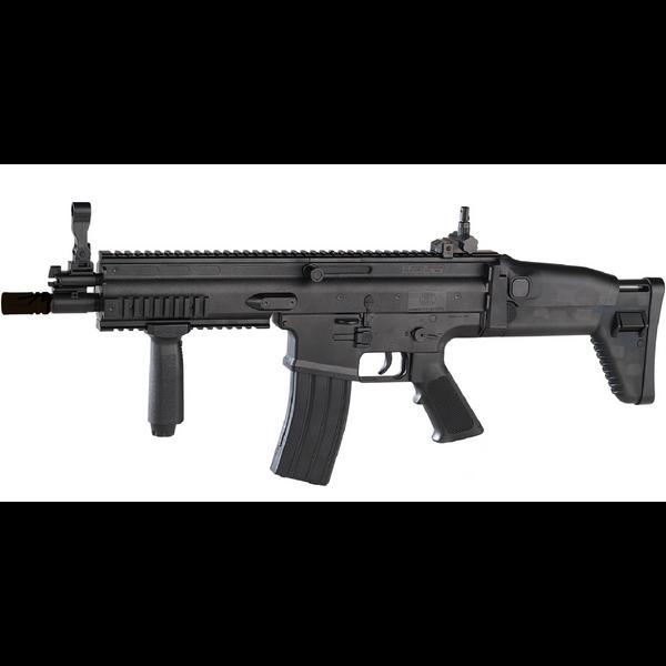 Bilde av FN SCAR-L - Fjærdrevet Softgunrifle - Svart