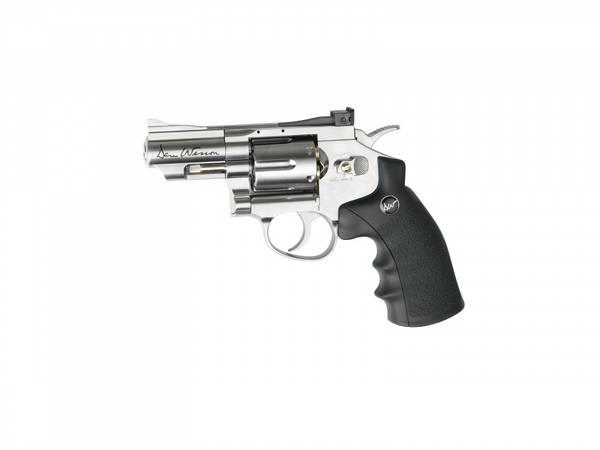 Bilde av Dan Wesson Revolver 2.5 Chrome - 4.5mm BB