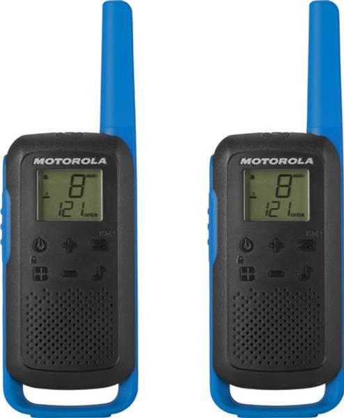 Bilde av Motorola T62 Talkabout Walkie Talkie - Blå