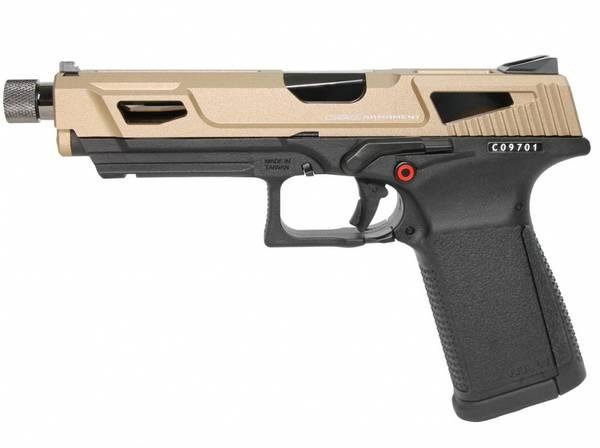 Bilde av G&G - GTP 9 MS Softgunpistol med Blowback - DST
