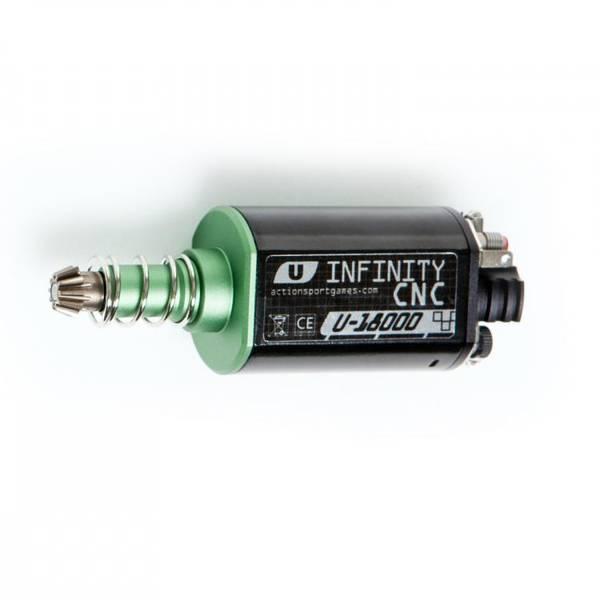 Bilde av Ultimate Motor - INFINITY CNC U-18000 Long Axle