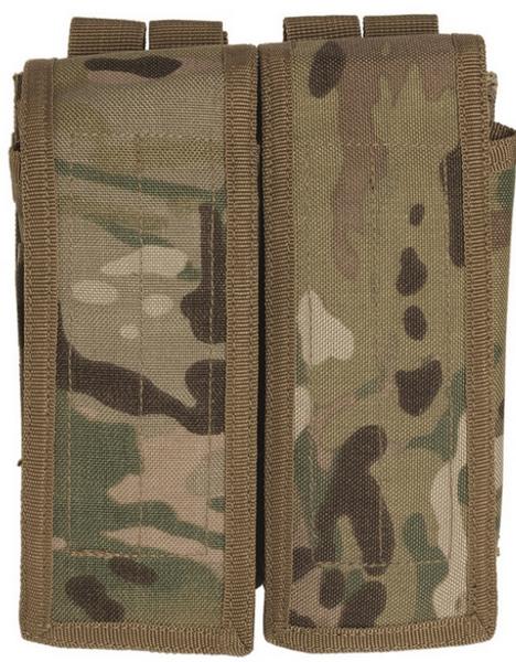 Bilde av Mollelomme for riflemagasin - AK47 - Dobbel - Multicam