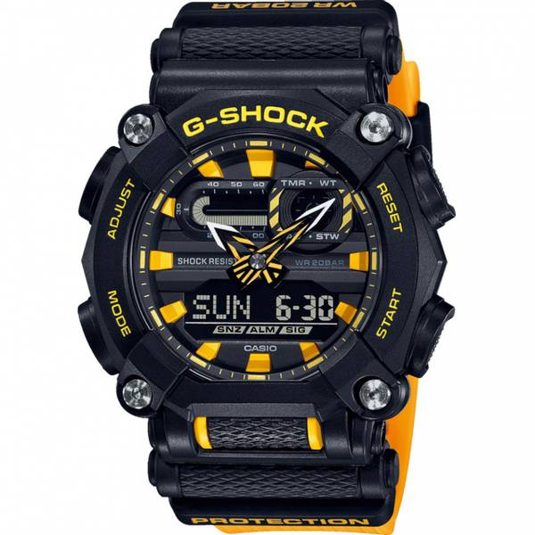 Bilde av G-Shock Klokke -Basic - GA-900A-1A9ER