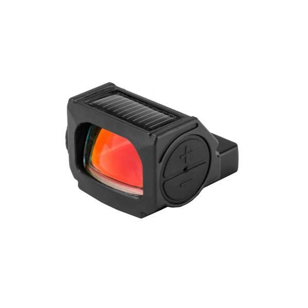 Bilde av NcStar - Solcelledrevet Micro Red Dot Sikte - 21mm og RMR Monter