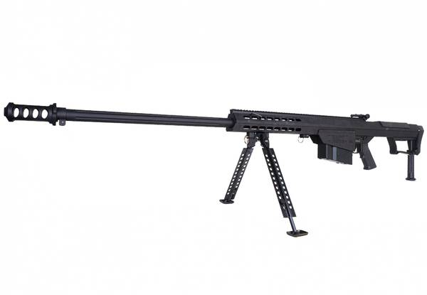 Bilde av Snow Wolf - Barrett M107 Elektrisk Softgun Sniper - Full Metall