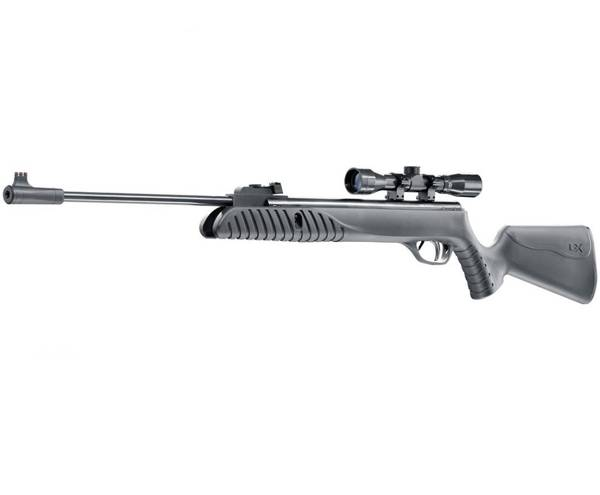 Bilde av UX - Syrix Luftgevær med Kikkertsikte (Gas Piston) - 4.5mm