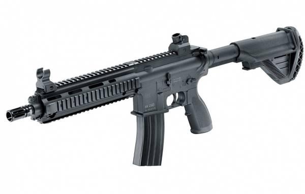Bilde av Heckler & Koch - HK416D Elektrisk Softgun Rifle- Discovery Line