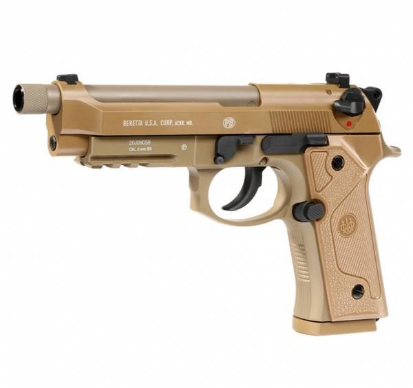 Bilde av Beretta M9A3 FM - CO2 Drevet Softgun Pistol - FDE