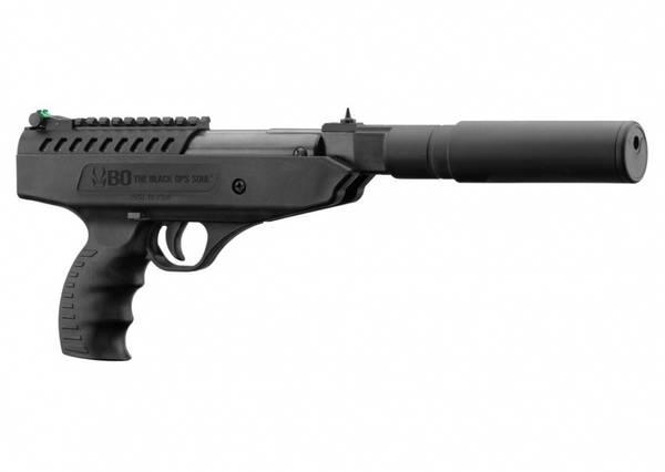 Bilde av Black Ops - Langley 4.5mm Luftpistol med Lyddemper