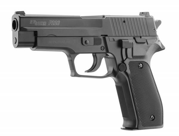 Bilde av Sig Sauer P226 - Fjærdrevet Softgunpistol - Metall Slide