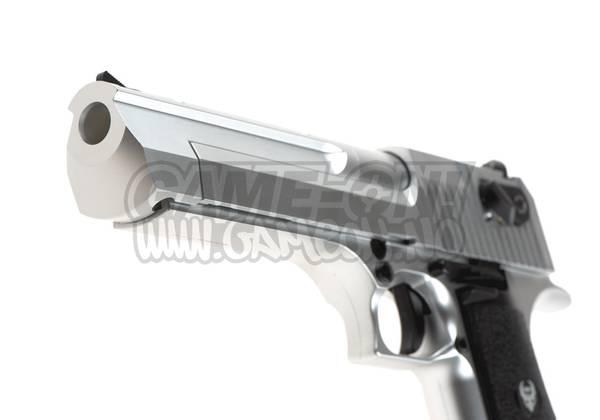 Bilde av HFC - Deagle .50 Gassdrevet Softgun Pistol med Blowback - Sølv