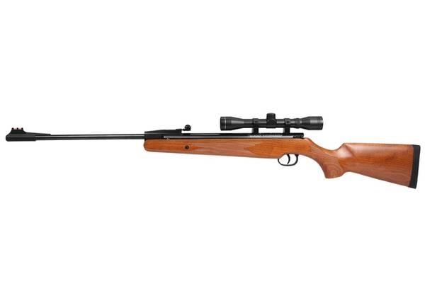 Bilde av Remington Express Hunter NP Luftgevær med Sikte - 4.5mm - Wood