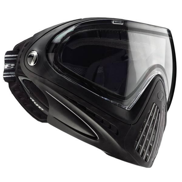 Bilde av DYE - i4 Paintball Maske med Dobbelt Glass - Svart