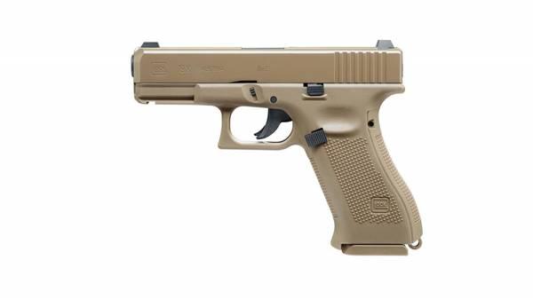 Bilde av Glock 19X FDE - 4.5mm Luftpistol