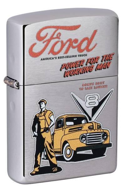 Bilde av Zippo - Vintage Ford Motiv - Lighter