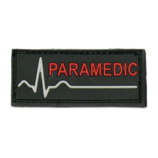 Bilde av Patch - Paramedic Rubber - ACU