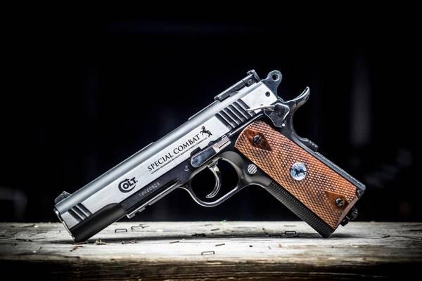 Bilde av Colt Special Combat Classic 4.5mm - BB