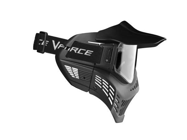 Bilde av VForce Armor Paintballmaske - Svart