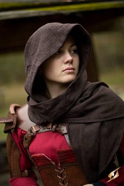 Bilde av Cowl Altair - Dark Brown